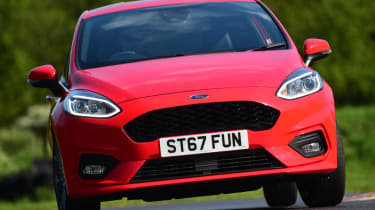 Ford Fiesta ST-Line front