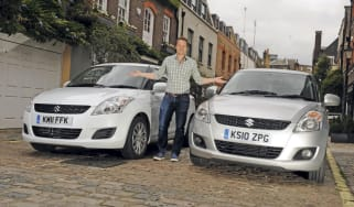 Suzuki Swift SZ4 vs DDiS