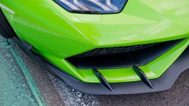 Lamborghini Huracan styling kits - vents
