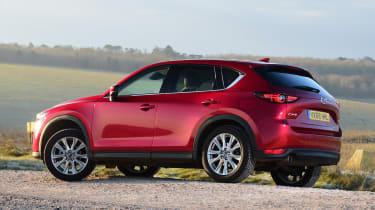 Mazda CX-5 - rear static