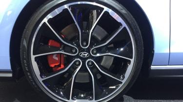 New Hyundai i30 N - wheel