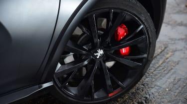 Peugeot 208 GTi - wheel