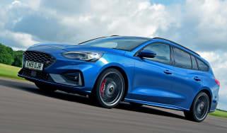 Ford Focus ST Estate - front