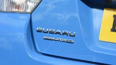 Subaru XV - rear detail