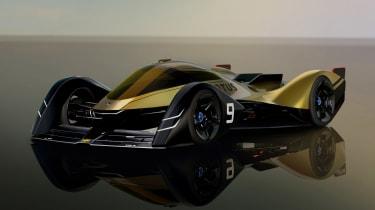 Lotus E-R9 - front