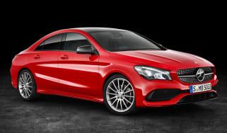 Mercedes CLA 2016 front
