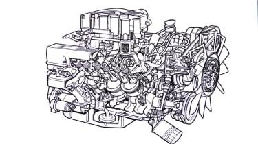 Best ever Land Rover Defender engines - 13