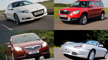 Best cars for under £5,000