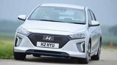 Hyundai Ioniq - best cars for less than £10 per day