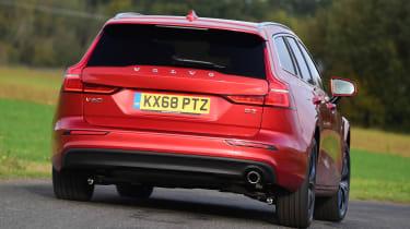 Volvo V60 D3 - rearVolvo V60 D3 -