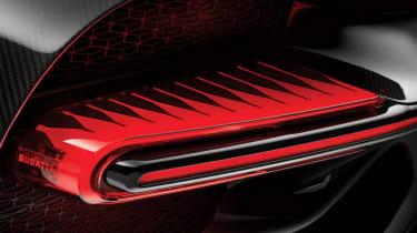 Bugatti Chiron-Sport light