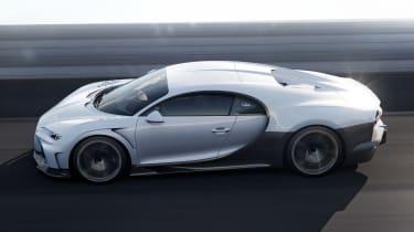Bugatti Chiron Super Sport - side