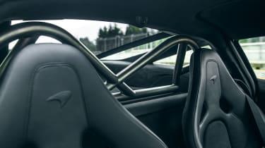 McLaren 720S Track Pack - seats