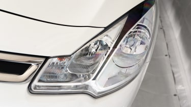 Used Citroen C3 - front light