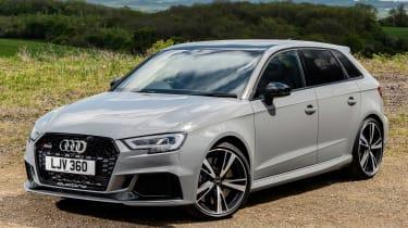 Audi RS3 - static