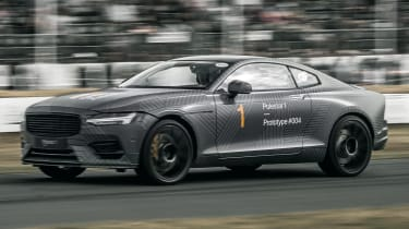 Polestar 1 Goodwood front