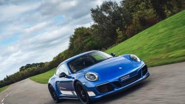Porsche 911 British Legends Edition Derek Bell 911