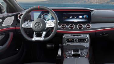Mercedes-AMG CLS 53 - dash