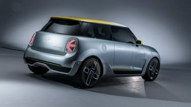 MINI Electric concept - rear