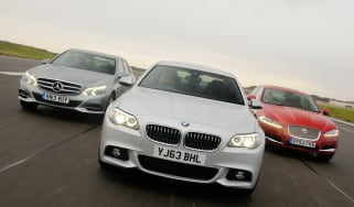 BMW 5 Series vs rivals group header