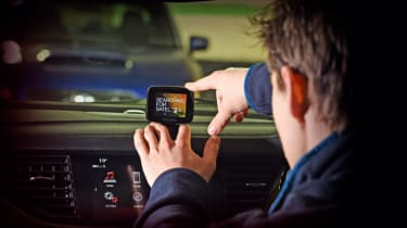 Car Product Awards - best safety camera locator
