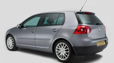 Volkswagen Golf Mk5 (used) - rear