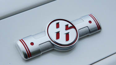 Toyota GT 86 badge