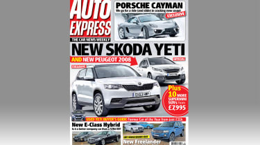 Auto Express Issue 1,250
