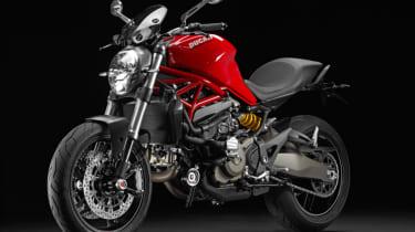 Ducati Monster 821 review - static