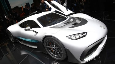 Best hypercars - Mercedes Project One