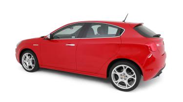 Used Alfa Romeo Giulietta - rear