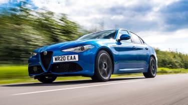Most underrated cars - Alfa Romeo Giulia