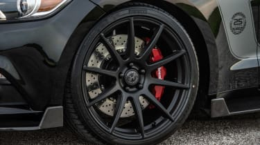 Hennessey Ford Mustang HP800 - wheel