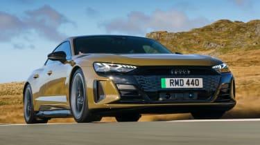 Audi RS e-tron GT - front