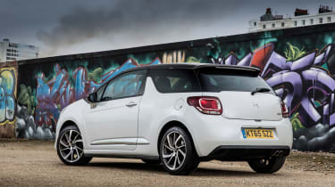 DS 3 - rear static