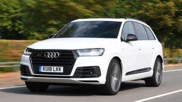 Audi SQ7 Vorsprung - front