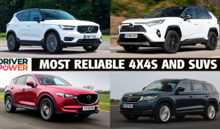 Top 10 most reliable 4x4s and SUVs