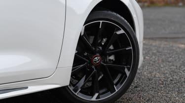 Toyota Corolla GR Sport - wheel