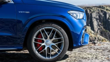 Mercedes-AMG GLE 63 S - wheel