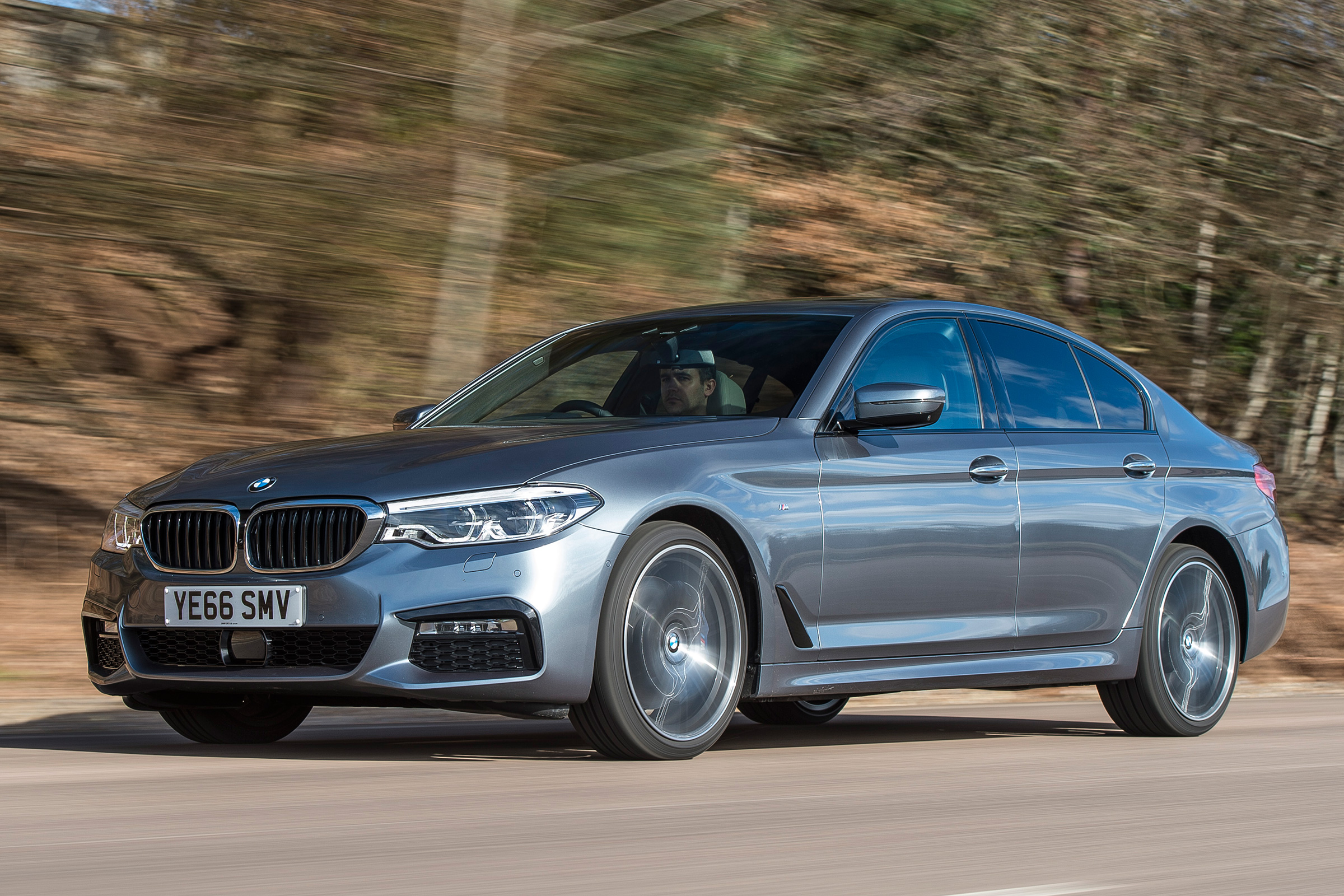 New Bmw 540i 2017 Saloon Review Auto Express