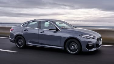 BMW 2 Series Gran Coupe - front tracking