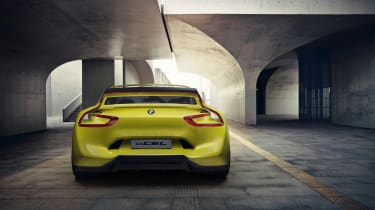 BMW 3.0 CSL Hommage - rear