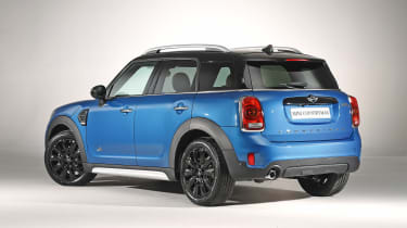 New MINI Countryman - rear