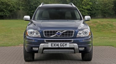 Used Volvo XC90 - full front