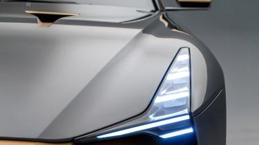 Nissan GT-R50 - headlight