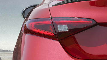 Alfa Romeo Giulia - detail lights
