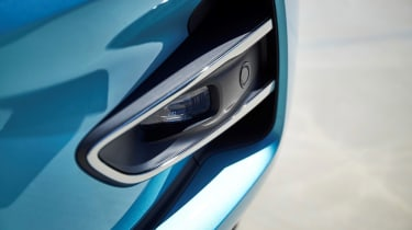 Renault ZOE - fog light