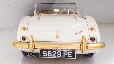 Austin Healey 100-Six - rear bumper