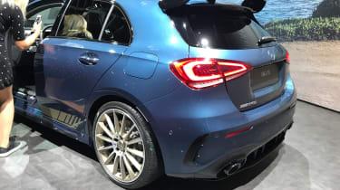 Mercedes-AMG - Paris - Rear 3/4