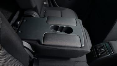 Skoda Yeti 4x4 rear seats